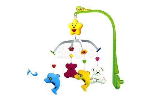 اسباب-بازی-آویز تخت پولیشی