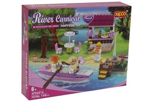 اسباب-بازی-لگو جشن کنار رودخانه