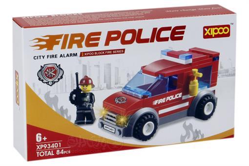 اسباب-بازی-لگو ماشین آتش نشانی