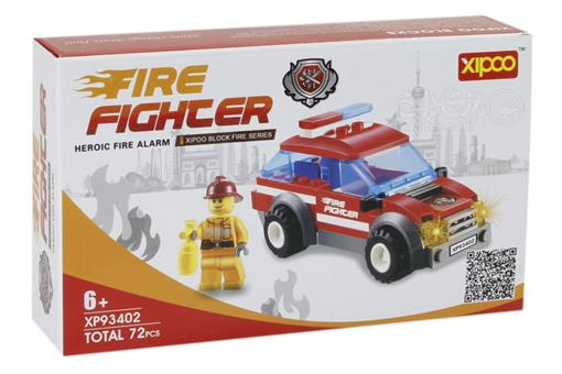 اسباب-بازی-لگو گشت آتش نشانی