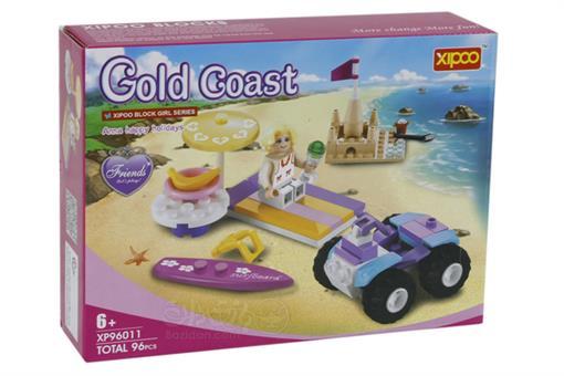 اسباب-بازی-لگو ساحل زیبا
