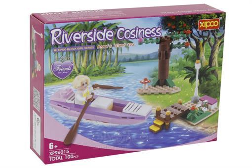 اسباب-بازی-لگو قایق سواری