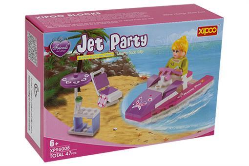 اسباب-بازی-لگو جت ساحلی