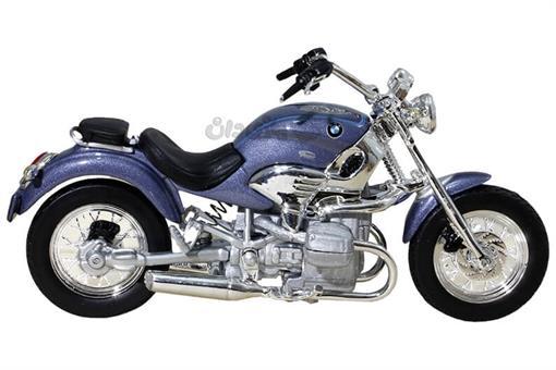 اسباب-بازی-ماکت فلزی موتور مارک maisto