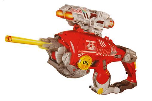اسباب-بازی-ترانسفورمر تفنگی