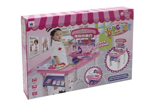 اسباب-بازی-میز پزشکی دخترانه