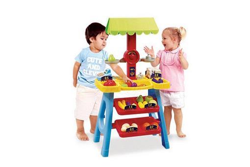 اسباب-بازی-سوپر مارکت بزرگ مارک playgo