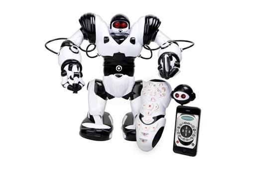 اسباب-بازی-ربات کنترلی بزرگ قابل ارتباط با موبایل