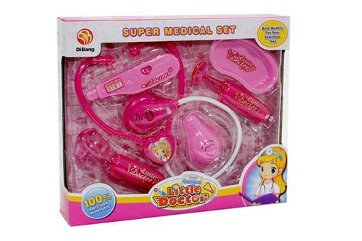 اسباب-بازی-ست پزشکی دخترانه