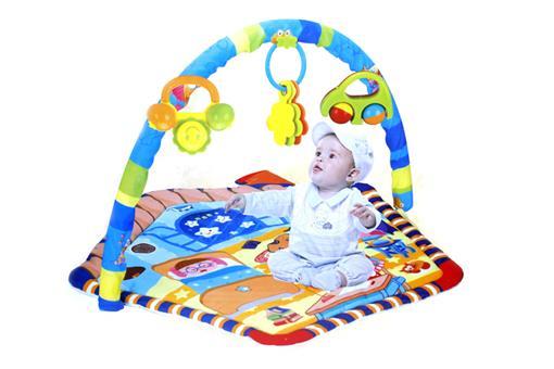 اسباب-بازی-زیرانداز آرام بخش نوزاد