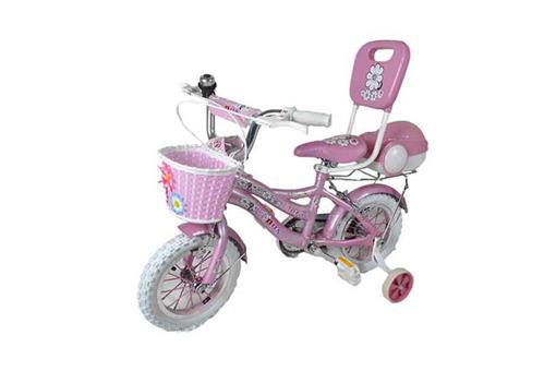 اسباب-بازی-دوچرخه 16 دخترانه پشت دار و صندوق دار ونوس