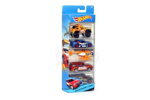 اسباب-بازی-ست ماشین های HOt WHeeLs
