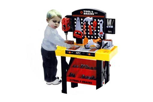 اسباب-بازی-ست میز ابزار بزرگ