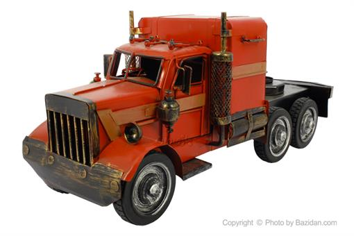اسباب-بازی-کامیون فلزی دکوراتیو مدل Kenworth