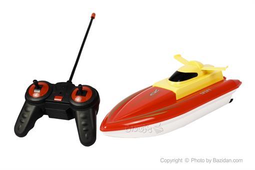 اسباب-بازی-قایق تندرو کنترلی