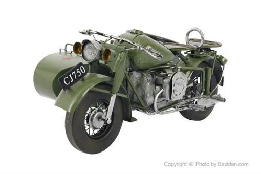 اسباب-بازی-موتور فلزی دکوراتیو مدل Chang-Jiang