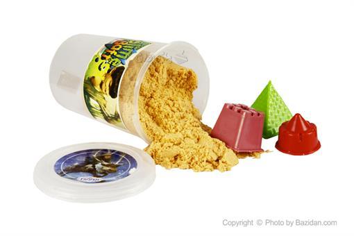 اسباب-بازی-ماسه جادویی ٤٠٠ گرمی