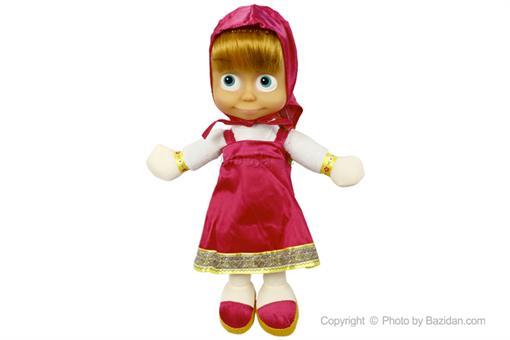 اسباب-بازی-عروسک میشا سایز متوسط