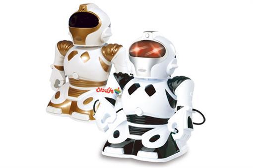 اسباب-بازی-روبات کنترلی همراه با موزیک