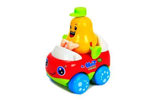 اسباب-بازی-ماشین قدرتی میوه ای طرح گلابی