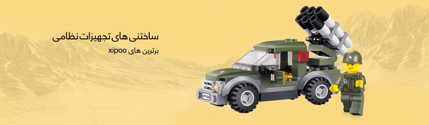 ساختنی های تجهیزات نظامی