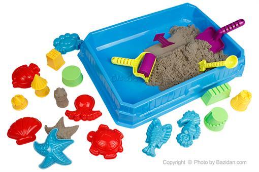 اسباب-بازی-شن جادویی