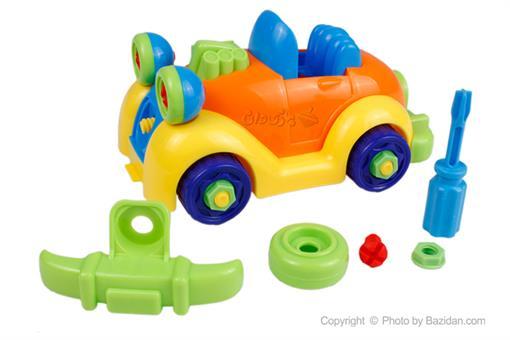 اسباب-بازی-ماشین ساخت و ساز جیمبو