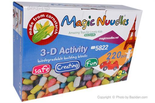 اسباب-بازی-نودل جادویی 220 تایی