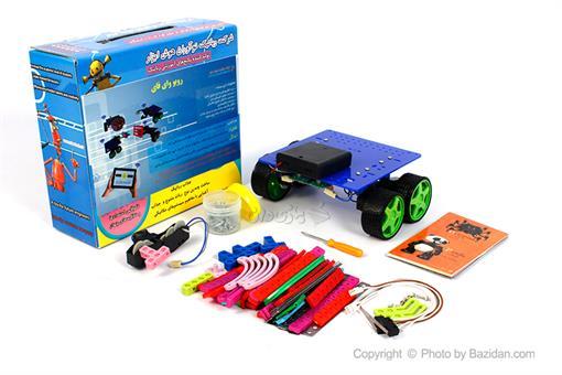 اسباب-بازی-پکیج رباتیک روبو وای فای