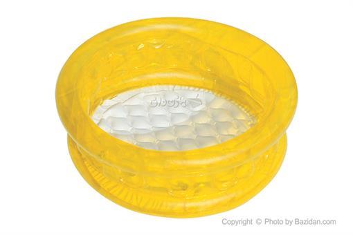 اسباب-بازی-استخر کودک بست وی رنگ زرد