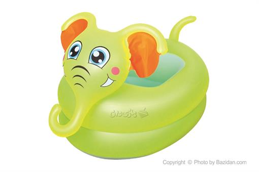 اسباب-بازی-استخر کودک بست وی طرح فیل