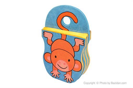 اسباب-بازی-کتاب فومی میمونه بازیگوشه