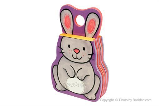 اسباب-بازی-کتاب فومی می پره این خرگوشه