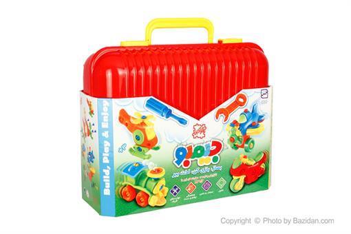 اسباب-بازی-جیمبو نقلیه کیفی