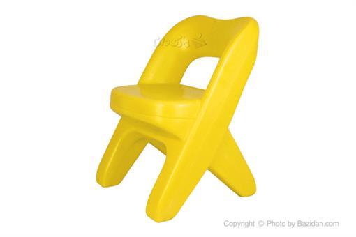 اسباب-بازی-صندلی کودک استار زرد