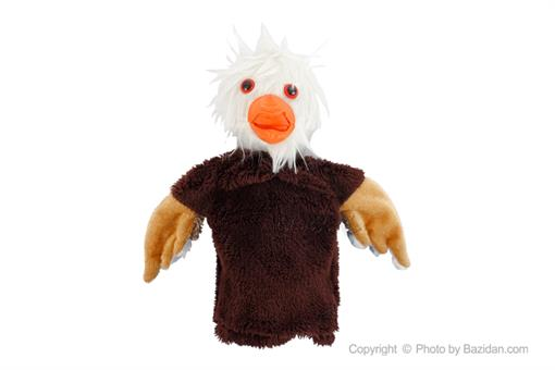 اسباب-بازی-عروسک نمایشی عقاب