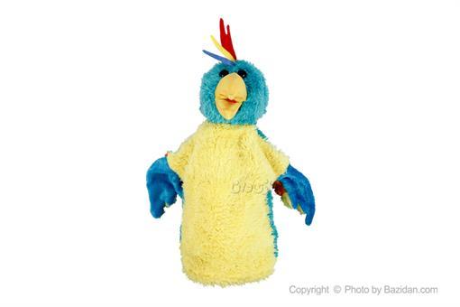 اسباب-بازی-عروسک نمایشی طوطی