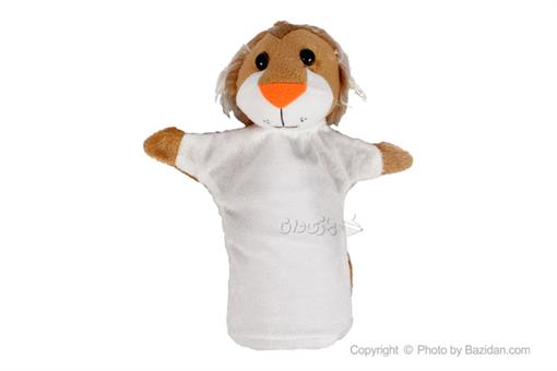 اسباب-بازی-عروسک نمایشی شیر