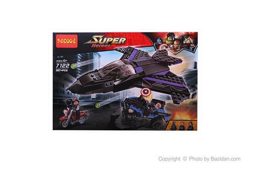 اسباب-بازی-لگو هواپیما اونجر