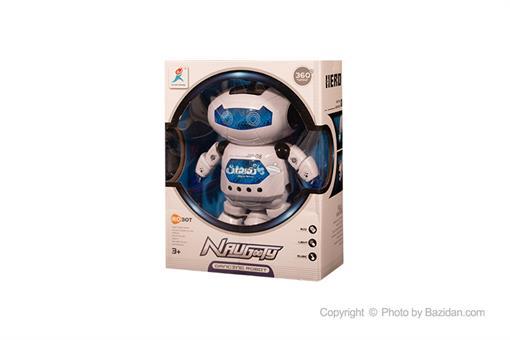 اسباب-بازی-ربات موزیکال