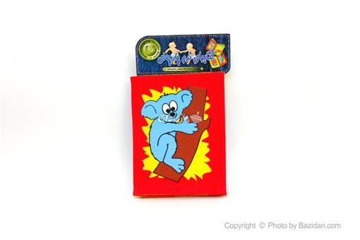 اسباب-بازی-کتاب های نرم پارچه ای (وسابل نقلیه و حیوانات)