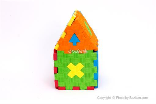 اسباب-بازی-کلبه هوش فومی بچه ها شادی