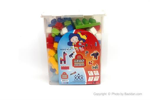 اسباب-بازی-لگو اسکیمو 10000