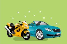 ماشین و موتور شارژی