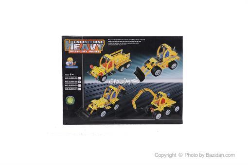 اسباب-بازی-سازه مهندسی سنگین
