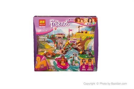 اسباب-بازی-لگو فرندز 325 قطعه