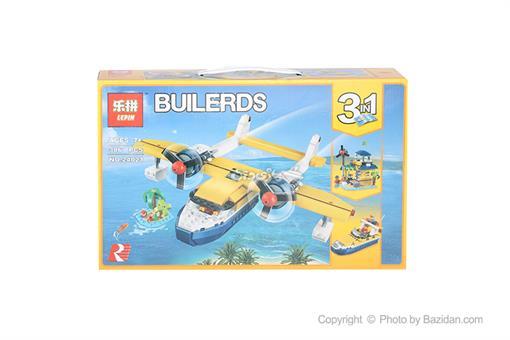 اسباب-بازی-لگو هواپیما