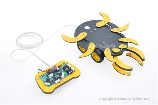 اسباب-بازی-پک آموزش رباتیک مدل انباردار