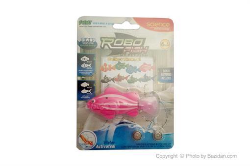 اسباب-بازی-ماهی هوشمند صورتی