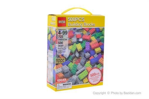 اسباب-بازی-لگو خلاقیت 500 قطعه بلوکی 725
